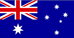 Image showing AUS flag